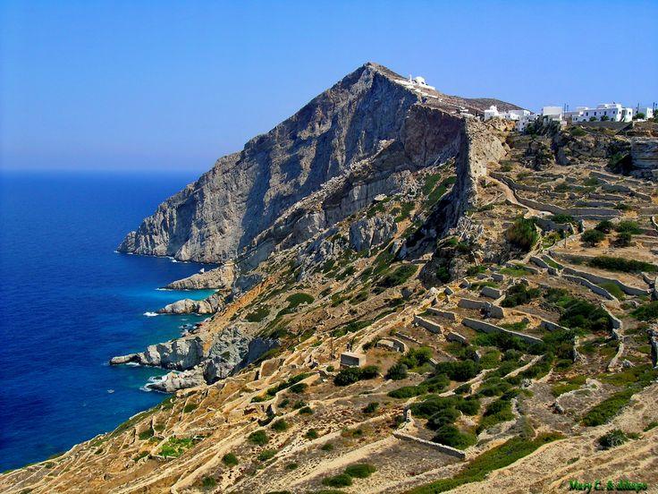 Photo Mania Greece: ✩☾♥ Απο το μονοπατι για τους Ανεμομυλους ~ Φολεγ...