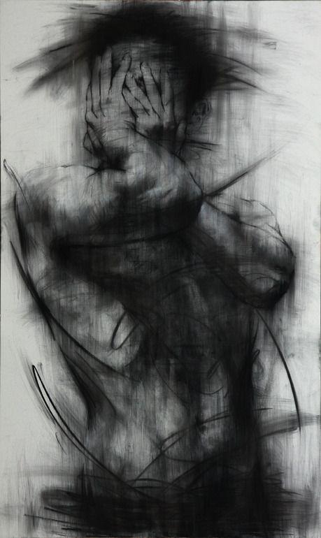 Saatchi Online Artist: KwangHo Shin - www.Art-Competition.net