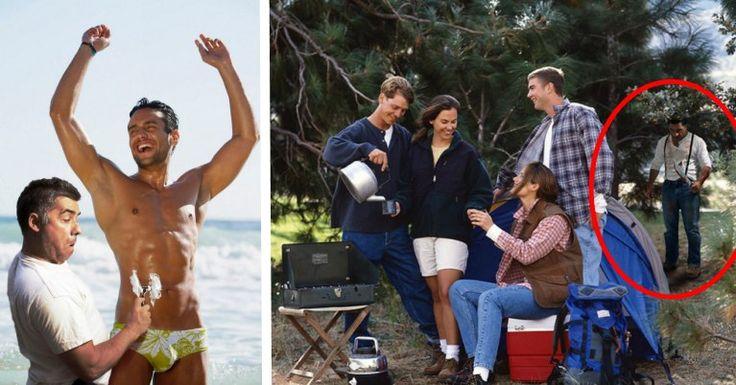 Kreative Menschen   Photoshop = 7 Bilder, die von 'stinklangweilig' zu 'OH. MEIN. GOTT'-Bildern werden! Genial!