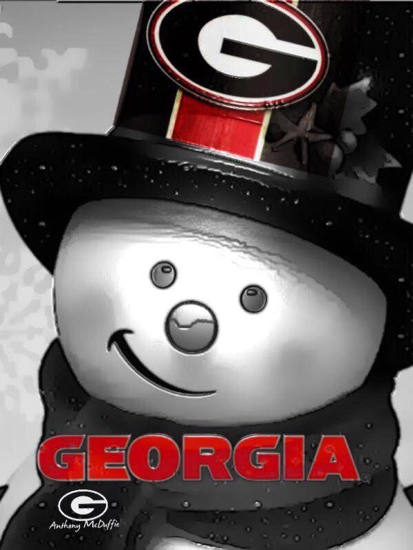 GA Snowman