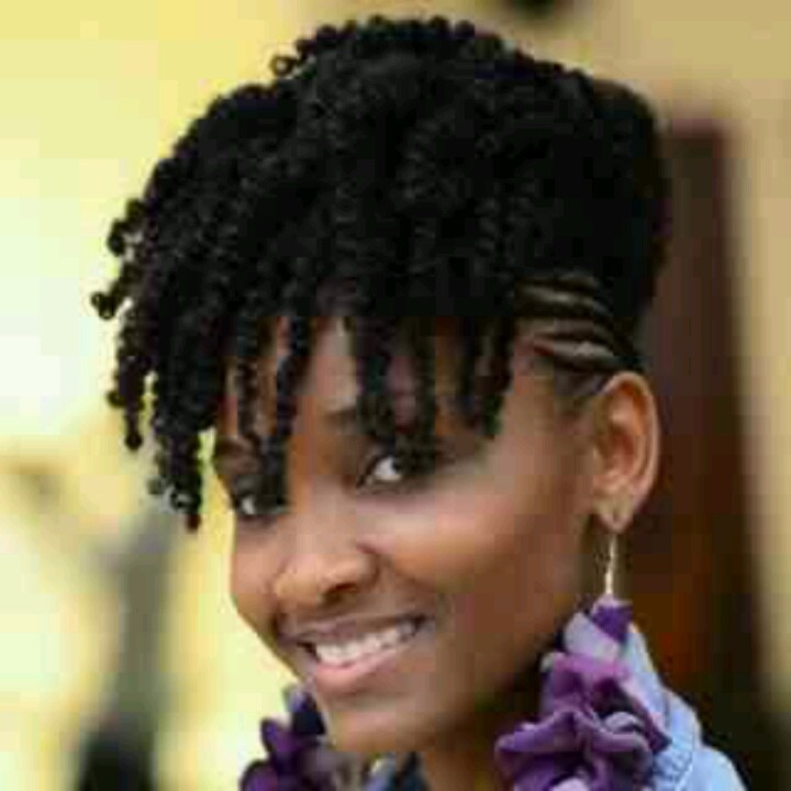 Cool 1000 Images About Flat Twists And Cornrows On Pinterest Natural Hairstyles For Women Draintrainus