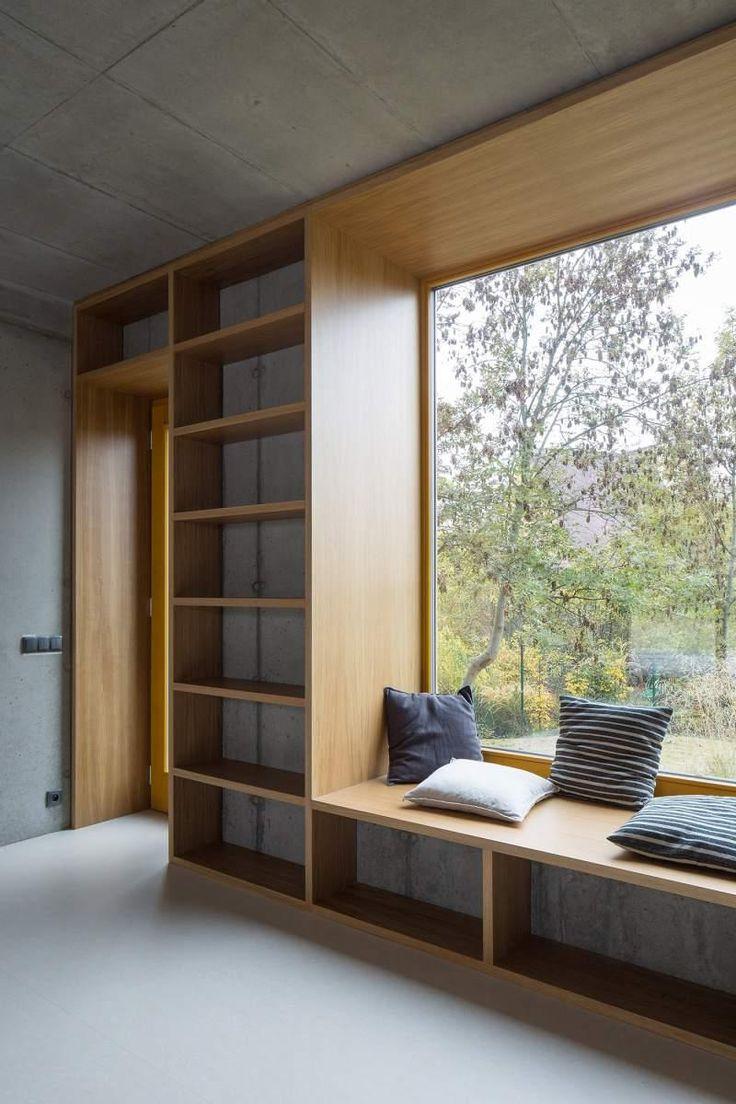 die besten 25 erkerfenster ideen auf pinterest erker sitze erker schlafzimmer und erker sitz. Black Bedroom Furniture Sets. Home Design Ideas