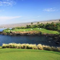 Hawaii Ladies golf tour, experience Aloha while improving your golf with clinics.