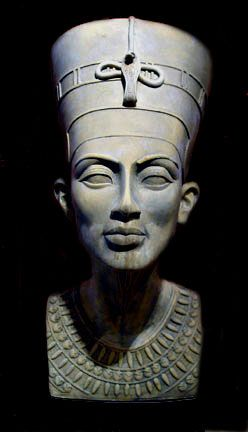 Nefertiti sculpture Maher Art Gallery: Ancient | Egypt