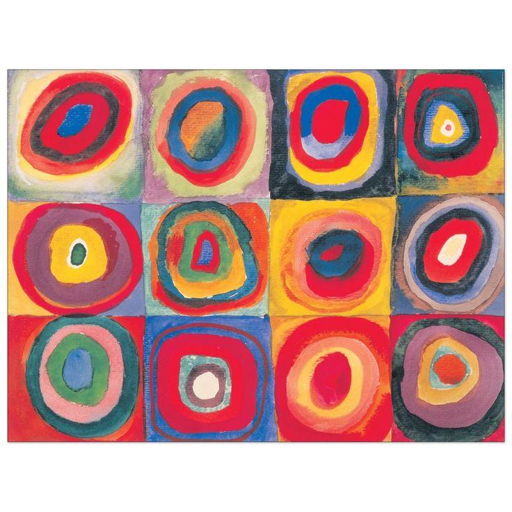 KANDINSKY - Studio del colore 80x60 cm #artprints #interior #design #art #print #iloveart #followart #artist #fineart #artwit  Scopri Descrizione e Prezzo http://www.artopweb.com/autori/wassily-kandinsky%20/EC16086