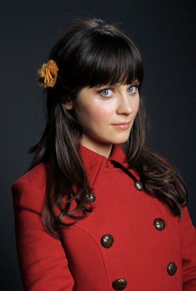 Zooey Deschanel in 2009 Park City - Hollywood Life Lounge - Day 4