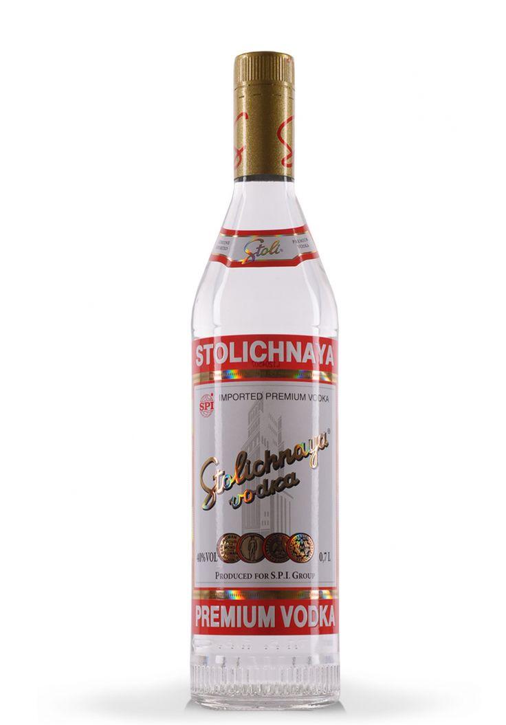 Vodka Stolichnaya Premium (0.7L) - SmartDrinks.ro