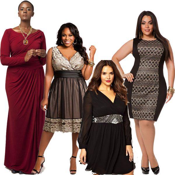 piniful.com plus size holiday dresses (10) #plussizefashion