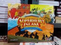 Buku Anak Serial Superhero Islam
