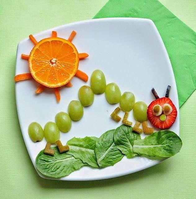 279 mejores im genes sobre alimentos creativos en - Comida para ratones ...