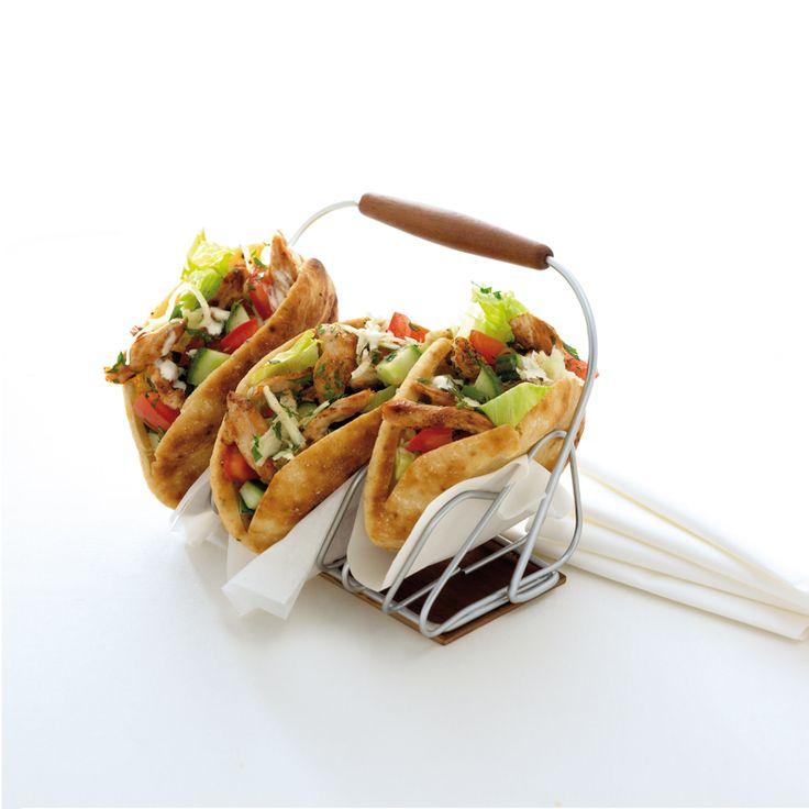 Schnitzel-Gyros-Pita Rezepte | Weight Watchers