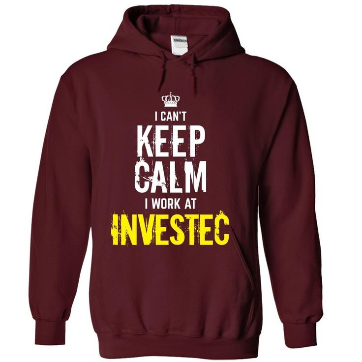Special - I cant keep calm, I work at INVESTEC