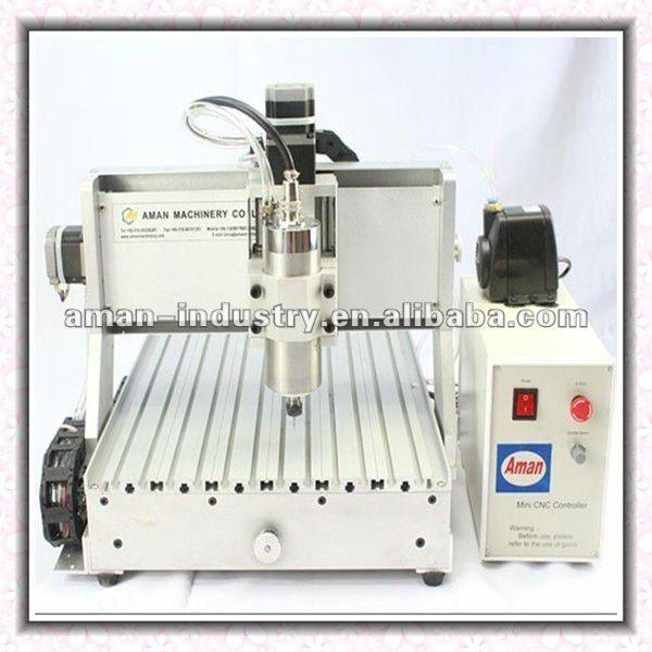 High quaility 3040 800W mini cnc metal engraving machine $1000~$1500