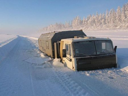 oymyakon russia | ... Inhabited Place on Earth: Oymyakon, Russia | Sometimes Interesting