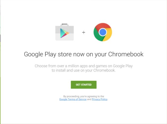 Android apps and play store are coming to Google Chrome