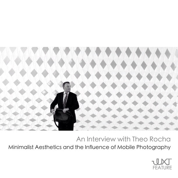 My interview on wearejuxt.com with Theo Rocha, a brazilian iphoneographer