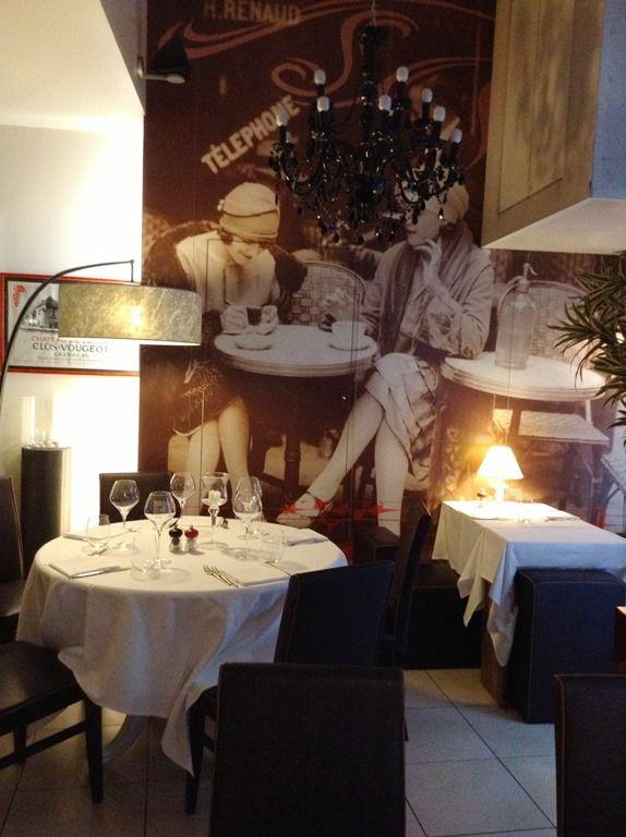 Dettagli dall'interno del ristorante #alcristo ...