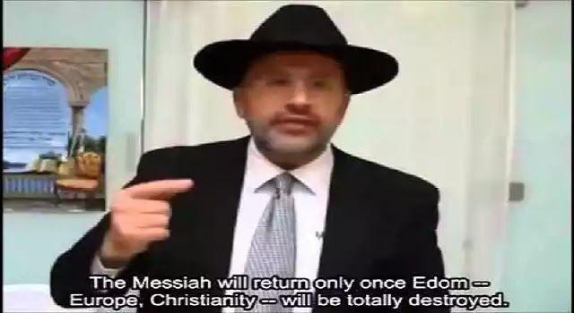 ΕΛΛΗΝΙΚΗ ΔΡΑΣΗ: Εβραίος Ραβίνος David Touitou:Για να έρθει ο Μεσσί...