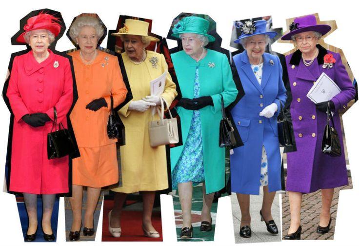 Fashion Tips From The Style Queen Elizabeth Ii La