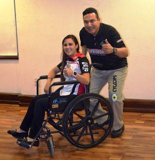 Reñida disputa por el sitio de honor entre César Tiberio y Gisela Ponce en los Tractocamiones ~ Ags Sports
