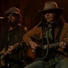 """Bruce Springsteen and Jimmy Fallon Cover LMFAO's """"I'm Sexy And I Know It,"""" March 2012"""