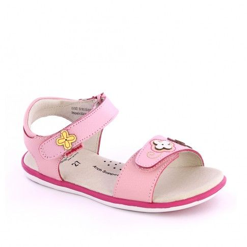 Sandale fete Leana Pink - pediped