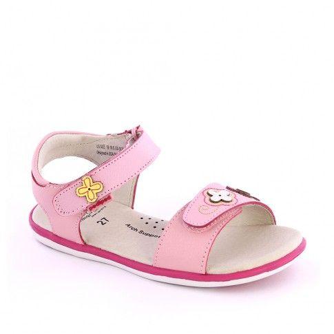Sandale fete Leana Pink - pediped