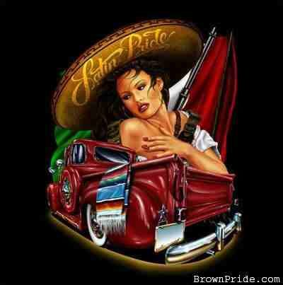 17 best images about cholo style on pinterest artworks - Chicano pride images ...