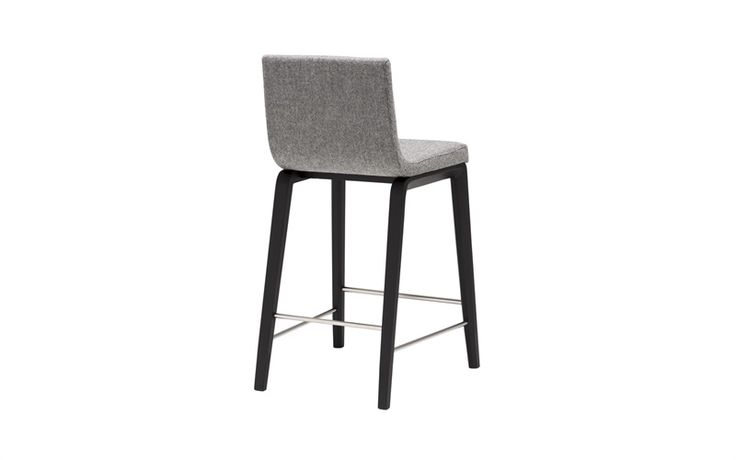 Lineal Comfort BQ0609 Andreu World Barstool