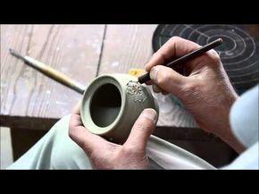 Terakota ceramiche,LAVORAZIONE CERAMICA ARTIGIANALE,CORSO MODELLARE ARGILLA CERAMICA SICILIANA - YouTube