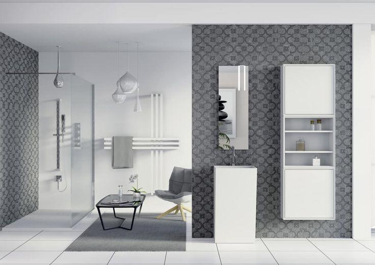 Oltre 25 fantastiche idee su armadio a specchio su - Comodini specchio ikea ...