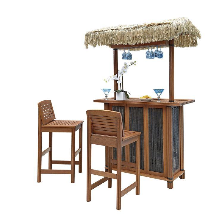 1000 Ideas About Tiki Bar Stools On Pinterest Pallet