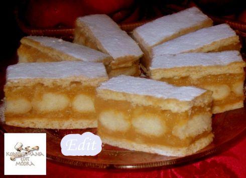 Almás-mézes sütemény - Vidék Íze