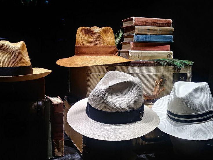 Mannen Hoeden, Fedora, Mode, Display, Detailhandel