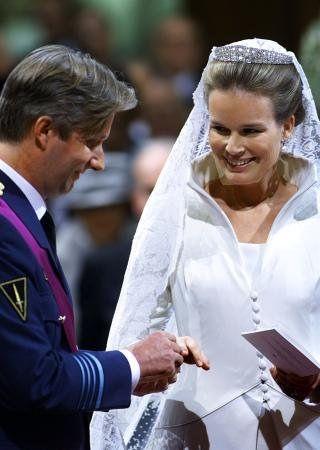 Prince Philippe and Princess Mathilde of Belgium, Duke and Duchess of Brabant