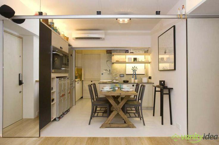 flexible apartment in Hong Kong