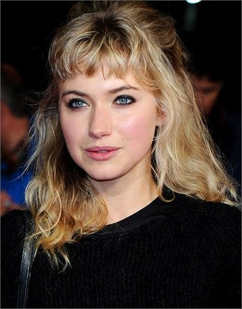 side hair styles for prom 87 best imogen poots images on imogen poots 4116