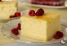 SERNIKI DIETETYCZNE | Sernik jogurtowy - z jogurtów greckich