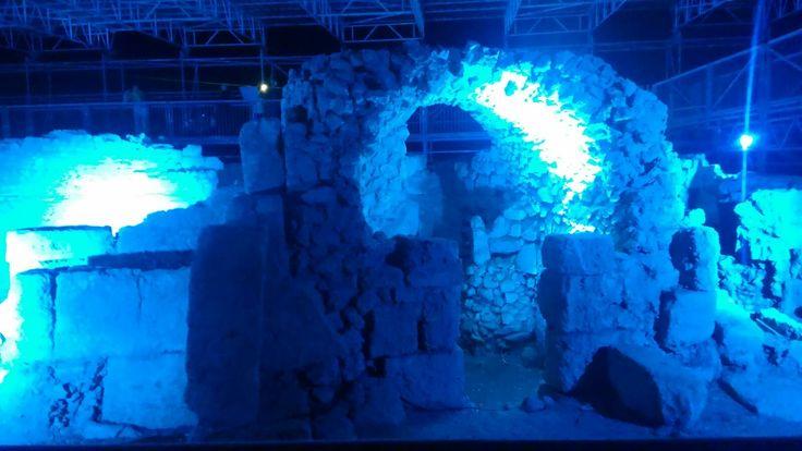 """Inaugurato DRAWING EGNAZIA, """"Lo spettacolo dell'Archeologia"""""""
