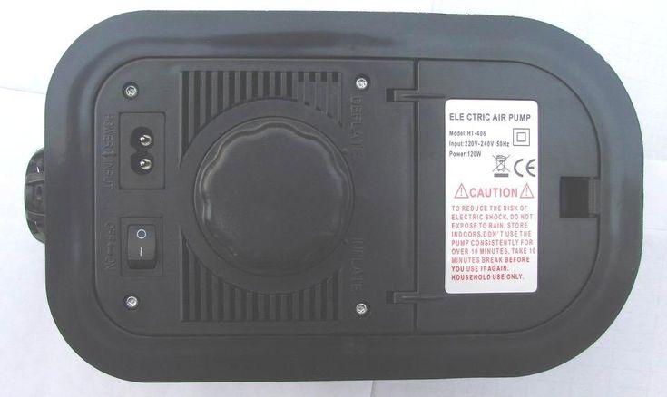 Built in Air Mattress Pump (HT-406) (HT-406) - China electric air pump, HT