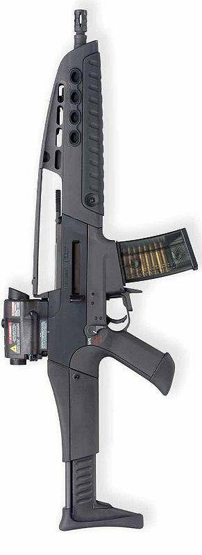 Heckler und Koch XM8 - 5.56x45mm NATO