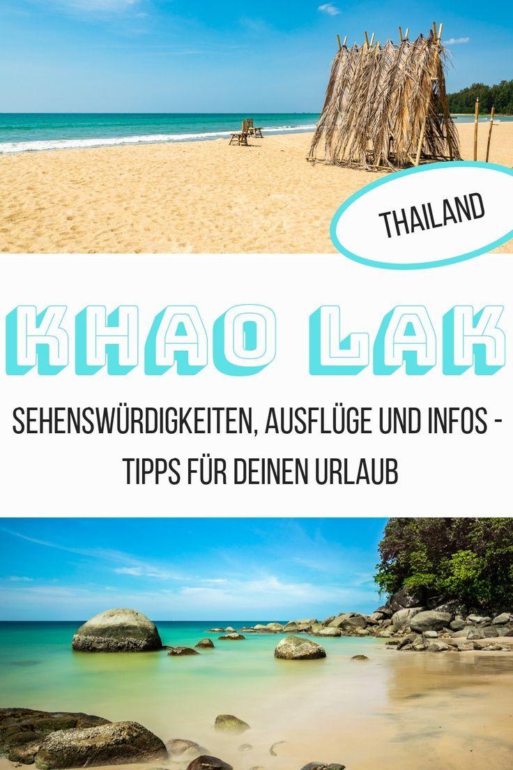 Khao Lak Sehenswürdigkeiten, Ausflüge und Infos: Tipps für deinen Urlaub