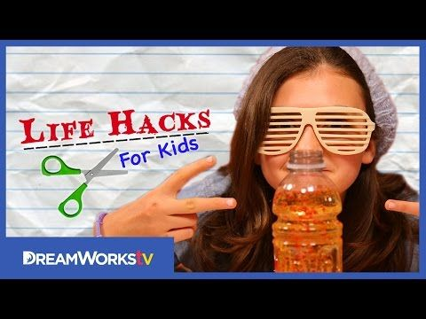 Plastic Bottle Hacks I LIFE HACKS FOR KIDS