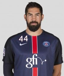 Nikola Karabatic, Fielder of Paris Saint-Germain Handball.