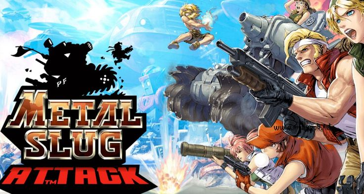 Descargar METAL SLUG ATTACK v 2.1.2 Android Apk Hack Mod - http://www.modxapk.net/descargar-metal-slug-attack-v-2-1-2-android-apk-hack-mod/