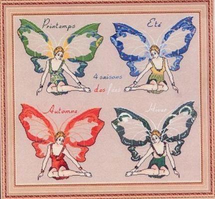 Gallery.ru / Фото #18 - Papillons Saisons - mtecuka