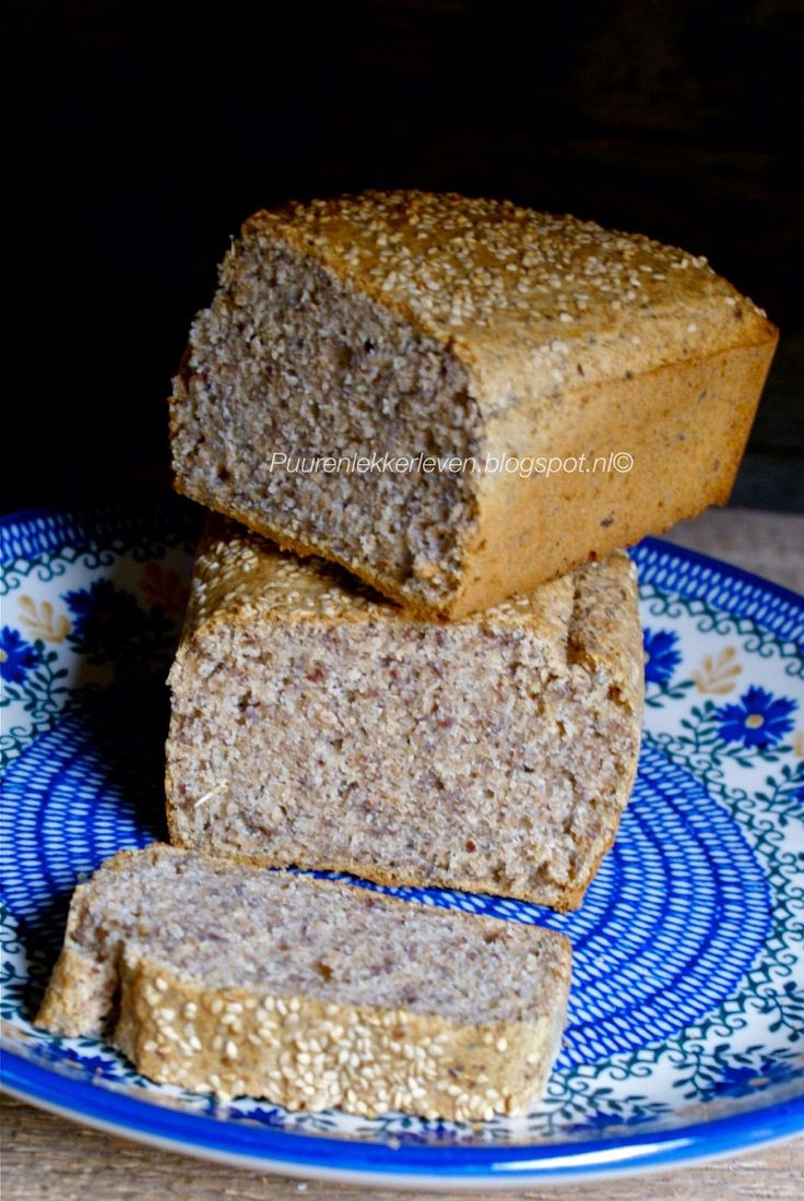 Puur & Lekker leven volgens Mandy: Karnemelk-spelt-brood