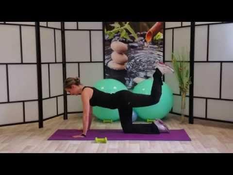 Pilates Ejercicios Intensos de Glúteos, Piernas y Abdominales SERIE 3 - YouTube