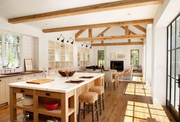 Modern Farm House.  Mill Valley, CA    dwell.