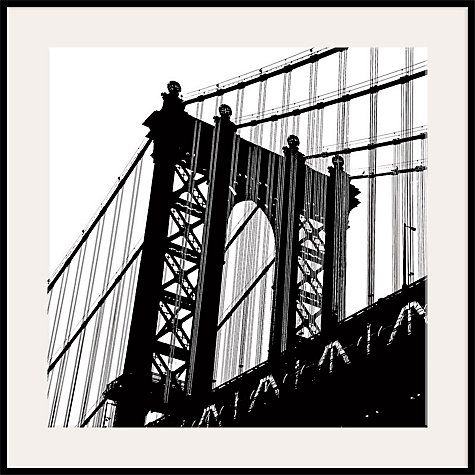 Buy Erin Clark - Manhattan Bridge Online at johnlewis.com